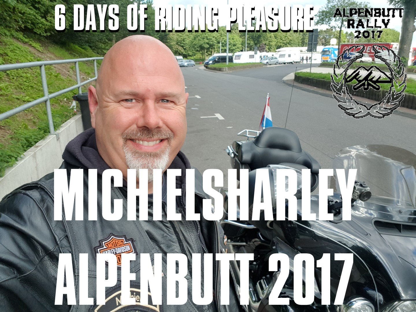 Alpen Butt Rally 2017